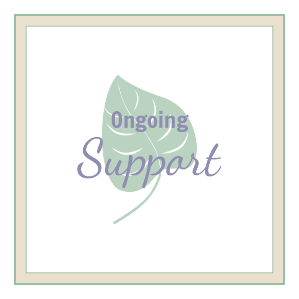Ongoing Support